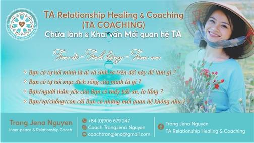 TA Coaching @tahealingcoaching