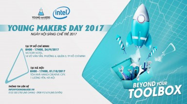 Ngày hội sáng chế trẻ Young Makers Day 2017